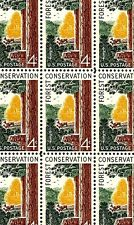 1958 - FOREST CONSERVATION -#1122 Full Mint -MNH- Sheet of 50 Postage Stamps