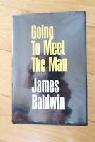 Going to Meet the Man by James Baldwin, HC w/dust jacket, 1965