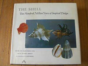 The Shell : Five Hundred Million Years of Inspired Design,1st ed, Abrams,HC-1968