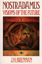(Good)-Nostradamus: Visions of the Future (Paperback)-Brennan, J. H.-1855381451