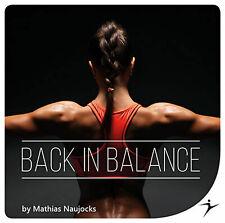 Move Ya Back In Balance Fitness Musik Sport CD