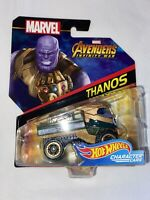 Hot Wheels Marvel Avengers Infinity War Thanos 1:64 Die-Cast Vehicle - RARE