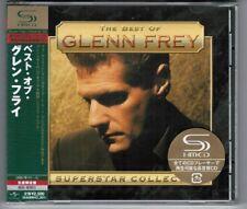 Sealed GLENN FREY The Best Of JAPAN SHM-CD UICY-90845 w/OBI+PROMO STICKER FreeSH
