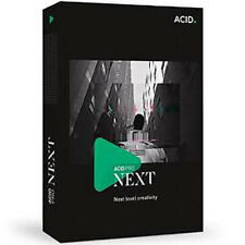 Neu Magix Säure pro Next Digital Audio Arbeitsstation + Zynaptiq Vorbau Maker