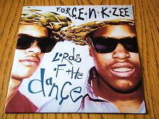 "F.O.R.C.E.n.K.ZEE - LORDS OF THE DANCE  7"" VINYL PS"