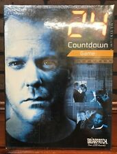 2006 SEALED Briarpatch 24 Countdown Game Ages 12+ 2 to 4 Players Stock 669