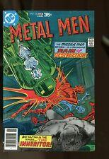 METAL MEN #55 FINE+ 6.5 1978 DC COMICS