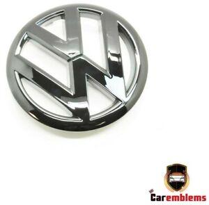 VW VOLKSWAGEN GOLF MK6 Badge Chrome FRONT Emblem Unit 2008-2013 Part 5K0853601