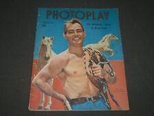 1948 SEPTEMBER PHOTOPLAY MOVIE MAGAZINE - ALAN LADD COVER - NICE ADS - M 127