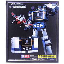 TAKARA TOMY Transformers Masterpiece MP-13 Soundwave in stock