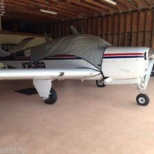 Beech Bonanza cabin and Windshield Covers in Weathermax/Surlast