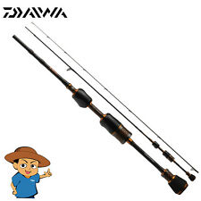 """Daiwa PRESSO AGS 62L-S Light 6'2"""" trout fishing spinning rod pole solid tip"""
