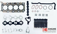 Vauxhall Vivaro 2.0 16v DCi M9R Cylinder head gasket set with bolt 77 01 478 183
