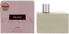 Amber By Prada For Women Body Lotion 6.75oz Shopworn New
