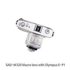 Macro Lens For Olympus PEN E-P/2/3/PL1/3/4/5 Series with 14-42mm lens