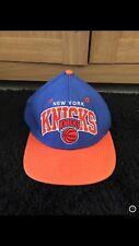 FAB para hombre Azul Mitchell & Ness Nueva York Knicks Snap Back Gorra de béisbol