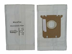 Eureka Style OX Electrolux Style S Micro Filtration Vacuum Cleaner Bags: 64 Bags