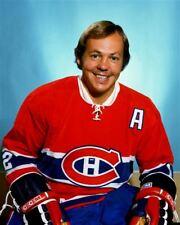 Yvan Cournoyer Montreal Canadiens 8x10 Photo