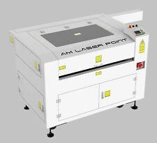 CO2 Laser RLS 100 / 6040 100W Gravur/Schneiden CE TÜV LK 1, 5 Jahre Garantie