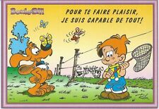 "CPM - BOULE ET BILL ILLUSTRE PAR ROBA "" EDITION 1995 - Réf 0201030 - Postcard"