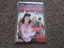 FOUR WOMEN #4 of 5 (2001 Series) DC/HOMAGE Comics By SAM KIETH NM/MT