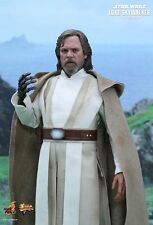Luke Skywalker Hot Toys 1/6 Figura (Star Wars Force despierta) Mark Hamill: 2017