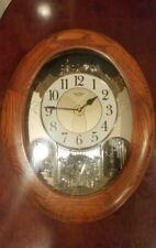 Rhythm 4MH838WD06 Grand Nostalgia Entertainer clock