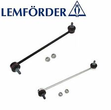 NEW BMW E46 325xi 330xi Sway Bar End Link Front Set of Left and Right Lemfoerder