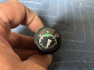 Mooney M20K Suction Gauge Indicator p/n 3-200-12