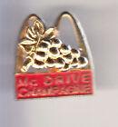 RARE PINS PIN'S .. MC DONALD'S RESTAURANT DRIVE VIN WINE CHAMPAGNE OR 3D 51 ~15