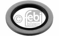 FEBI BILSTEIN Oil Drain Plug Seal for RENAULT MEGANE SCÉNIC 44793 - Mister Auto