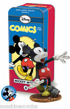 Disney Comics and Stories #4 Mickey Mouse Figure Dark Horse 145/500 BRAND NEW