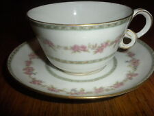 Charles Field Haviland Limoges Cup and Saucer