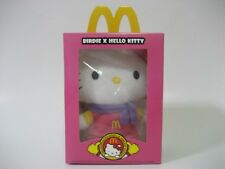 McDONALD'S HELLO KITTY Plush Toy - Birdie X Hello kitty - Sanrio 2013
