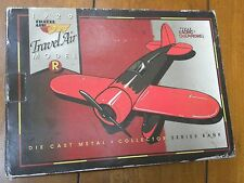 Special Cast 1929 Travel Air Model R Diecast Collector Series Bank