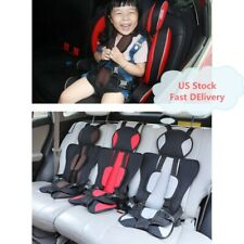 Portable Kids Car Seat 0-6 Year Old Children Thickening Baby Cushion Accessories