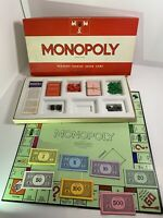 Vintage Waddingtons Monopoly Game 100% Complete IMMACULATE CONDITION