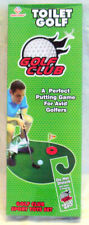 TOILET GOLF A Perfect Putting Game For Avid Golfers