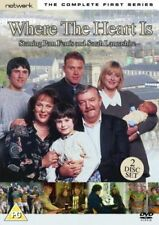 WHERE THE HEART IS the complete first series 1. Pam Ferris. New sealed DVD.