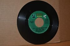 WHITE FAMILY BAND: I'M A LITTLE BIT SMARTER NOW & MISS AMERICA STAND UP MINT- 45