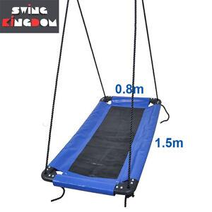 150x80 cm Giant Platform Rectangular Mat Tree Swing