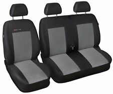Tailored VAN seat covers for Peugeot Boxer Van  2014 - on  2 +1