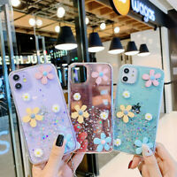Case For iphone11 Pro Max Cute Daisy Phone Skin Cover Protection Cellphone Shell