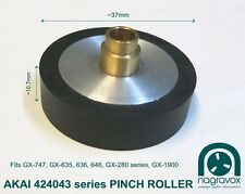 Akai PINCH ROLLER 424043 for many GX series including GX280 and GX285