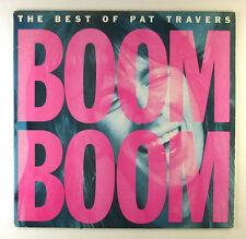 """12"""" LP - Pat Travers - Boom Boom ... The Best Of Pat Travers - C2336"""