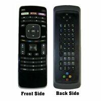 New VIZIO XRT302 Replacement Smart TV Remote Qwerty Keyboard E701i-A3 E601i-A3
