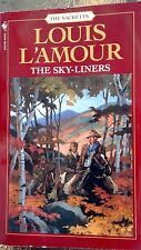 Book The Sky-Liners, Louis L'Amour book