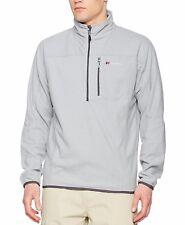 New Men's Berghaus Spectrum Micro Fleece Jacket Coat Tracksuit Sweatshirt - Grey