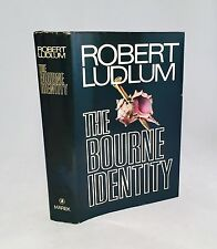 The Bourne Identity-Robert Ludlum-SIGNED!!-First/1st Book Club Edition-VERY RARE