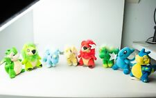 Plush Neopets, Lot of 7